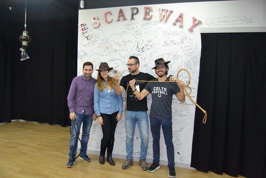Escape Room Madrid Cuatro Caminos