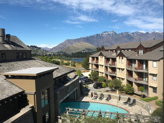 Heritage Queenstown: The view from my room