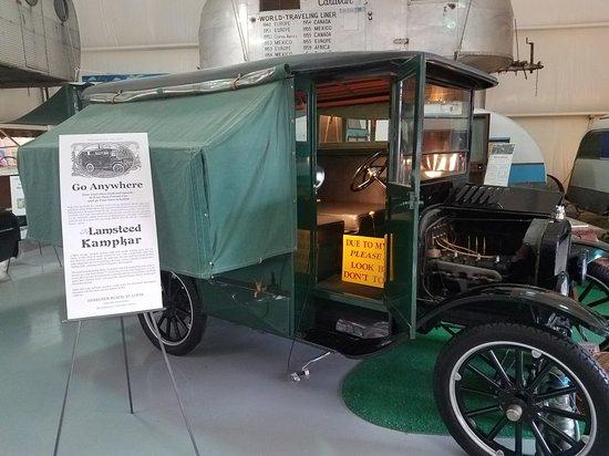 Jack Sisemore Traveland RV Museum: 20171124_133344_large.jpg