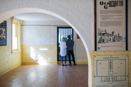 Burra, Australia: Redruth Gaol