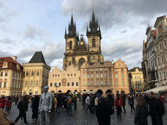 Best Restaurants In Old Town Square Prague