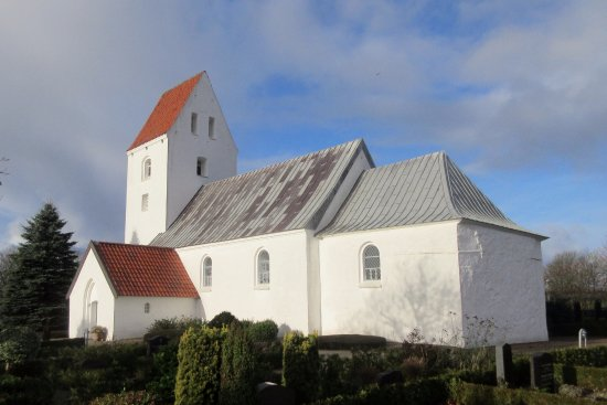 Strellev Kirke