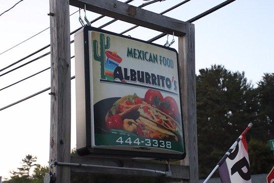Littleton, NH : Alburrito's Mexican Restaurant