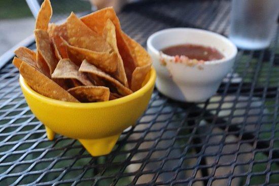 Littleton, NH: Some nachos