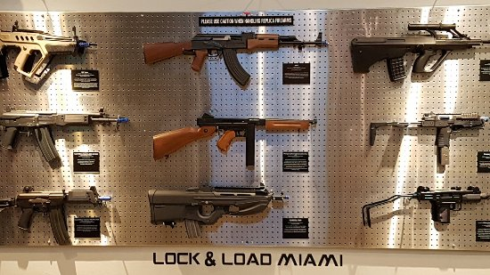 Lock & Load Miami