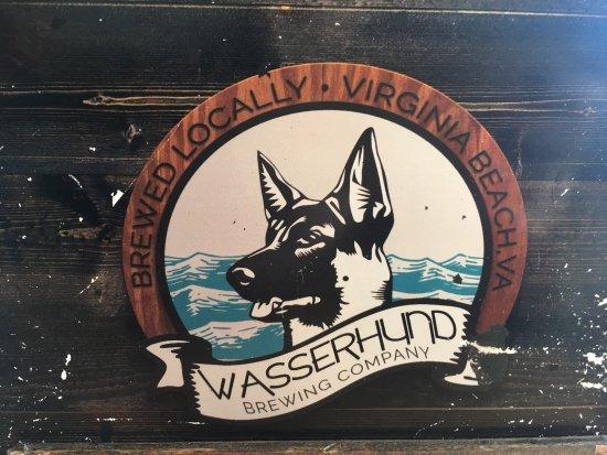 obr zek za zen wasserhund brewing company virginia beach tripadvisor. Black Bedroom Furniture Sets. Home Design Ideas
