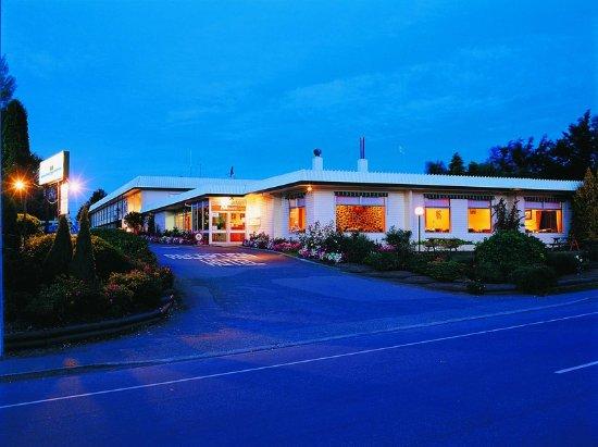 Kingsgate Hotel Te Anau: Front View