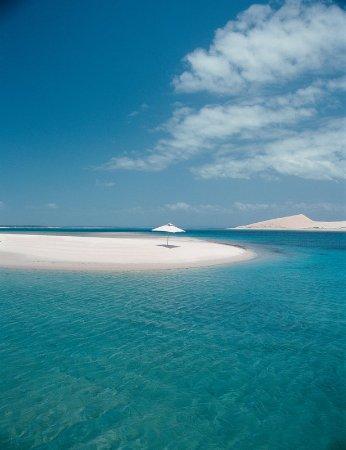 Bazaruto Island, โมซัมบิก: Pansy Island