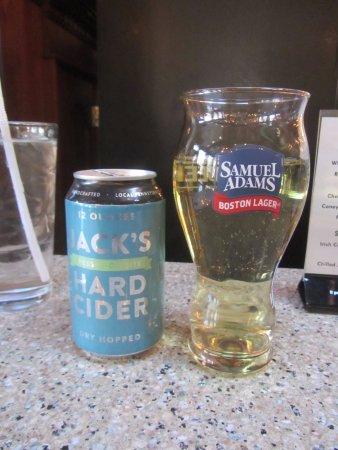 Coudersport, PA: Hard Cider, PA brew.