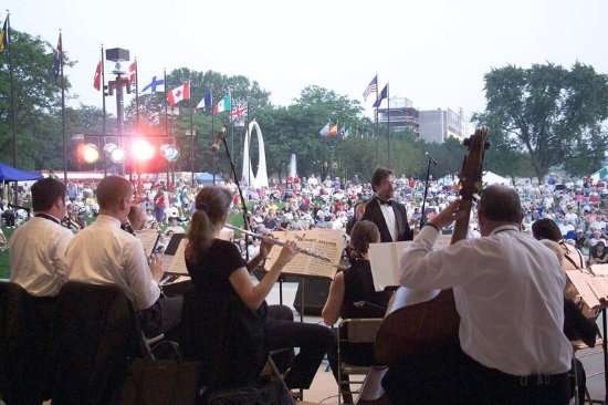 Bay City, MI: Concerts in the Park