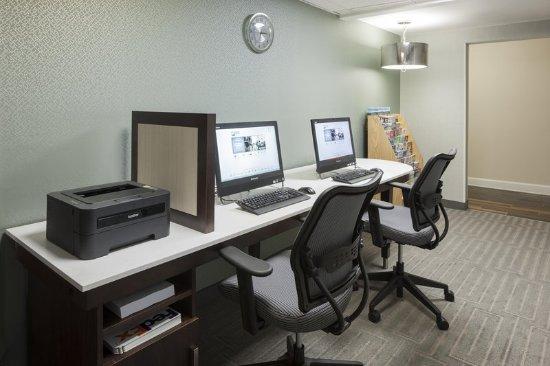 Homewood Suites by Hilton Chattanooga/Hamilton Place: Business Center