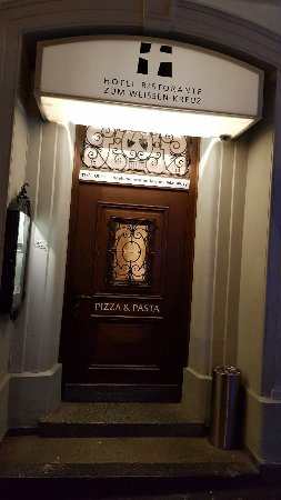 Ristorante Pizzeria weisses Kreuz: 20171126_192105_large.jpg