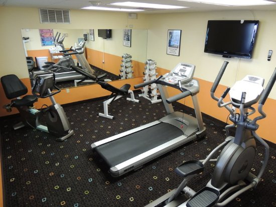 Fallon, NV: Fitness Center