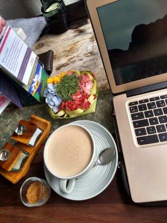Clear Cafe: Chai Tea