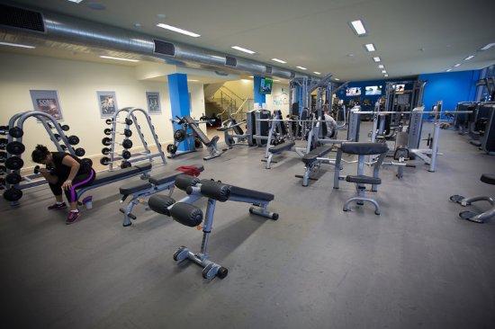 Crowne Plaza Alice Springs Lasseters: Fitness Center