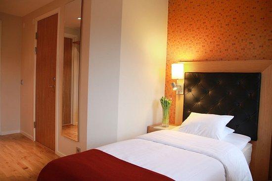 Spar Hotel Majorna: Single room