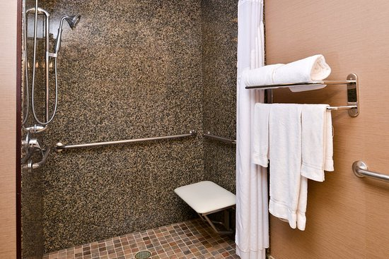 McCall, ID: Roll In Shower
