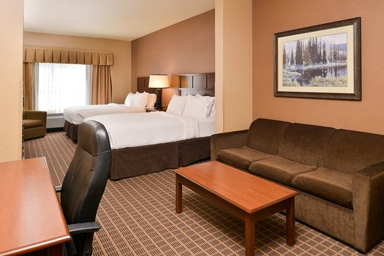 McCall, ID: Two Queen Executive Suite Near Ponderosa State Park