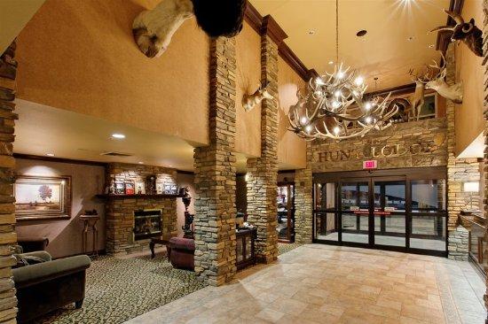 McCall, ID: Hotel Lobby