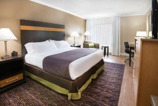 Holiday Inn Williamsport: King Feature Room