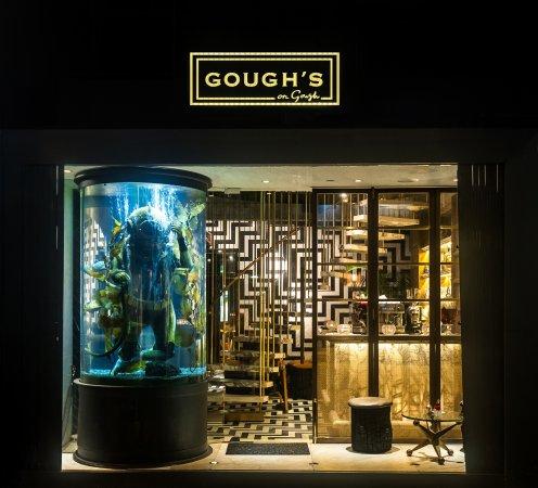 Gough's on Gough