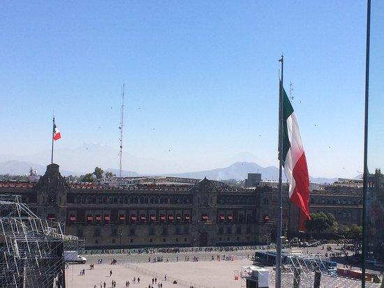 Terraza mexicana mexico city centro historico for Terrazas mexicanas