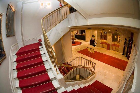 Hotel Ercilla Lopez de Haro: Interior