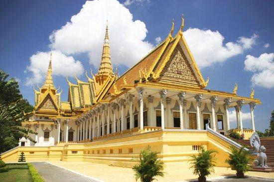 InterContinental Phnom Penh: Area Attractions