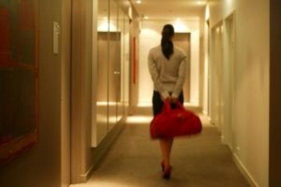 Ramada Perth, The Outram: Hallway