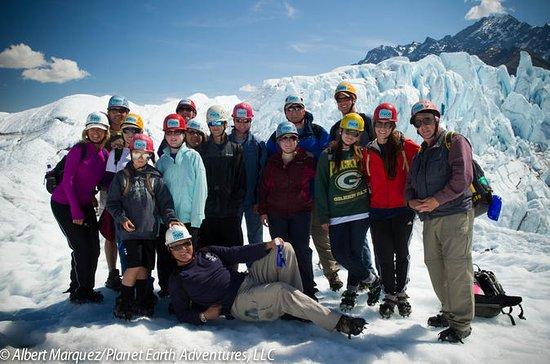Matanuska Glacier Ice Fall Trek from...