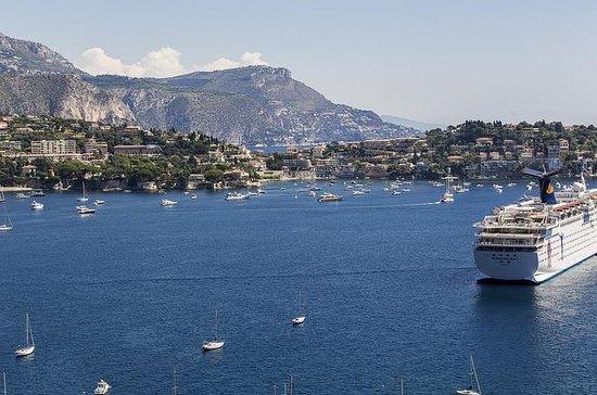Half-day Private Monaco Shore...