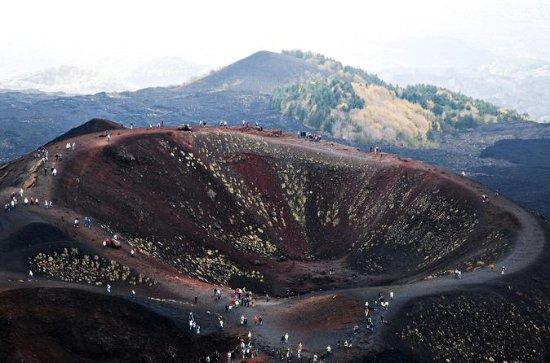 Mezza giornata Etna Trek e Lava Cave