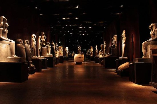 2-hour Private Egyptian Museum Tour...