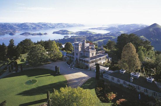 Larnach Castle & Gardens Admission Ticket