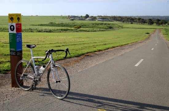 Cycling Day Tour of McLaren Vale from Adelaide