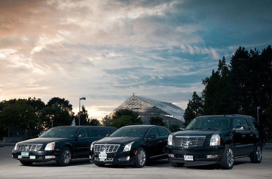Private Transport from Vancouver International Airport (YVR) to Surrey