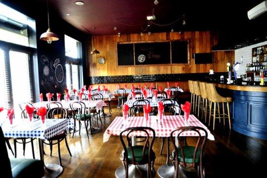 The d Hotel Drogheda: Dining Room