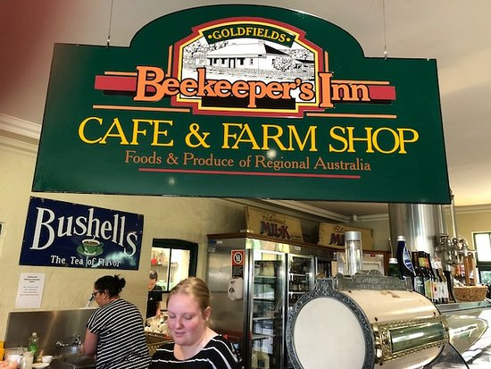 Vittoria, Australia: Drop in and be delighted