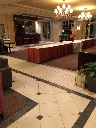 Suffolk, VA: lobby 2