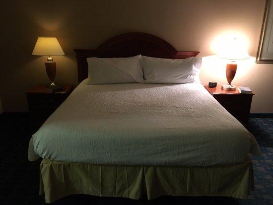 Suffolk, VA: king size bedroom