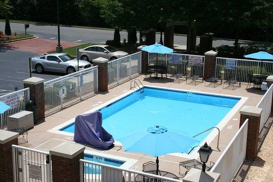 Hilton Garden Inn Rock Hill: Outdoor Pool U0026 Spa