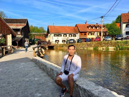 Slunj, Chorwacja: ภายในหมู่บ้านแห่งนี้ครับ