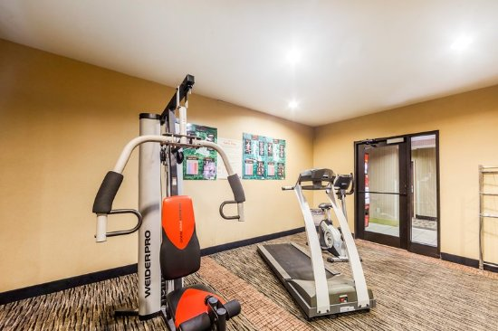 Comfort Inn & Suites - Lookout Mountain: Fitness
