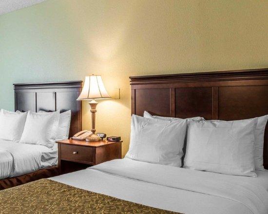 Pinehurst, Kuzey Carolina: Guest room with double beds