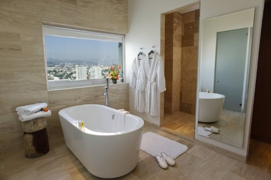 InterContinental Presidente Santa Fe: Jacuzzi Suite