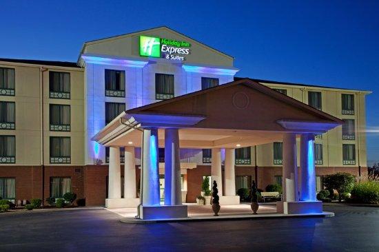 Murray, KY: Hotel Exterior