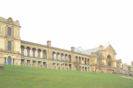 Alexandra Palace: alexandra place & muswell hill