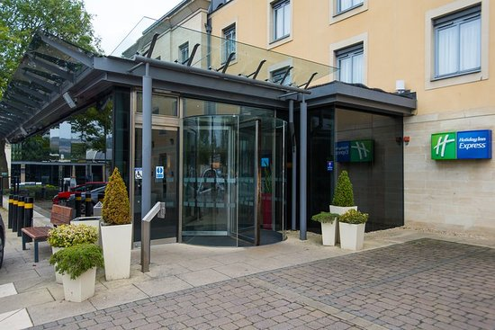 Holiday Inn Express Bath: Welcome to our Holiday Inn Express hotel in Bath