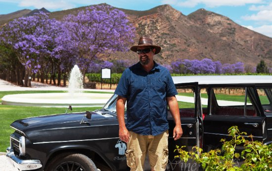 Robertson, South Africa: Tour Guide 1