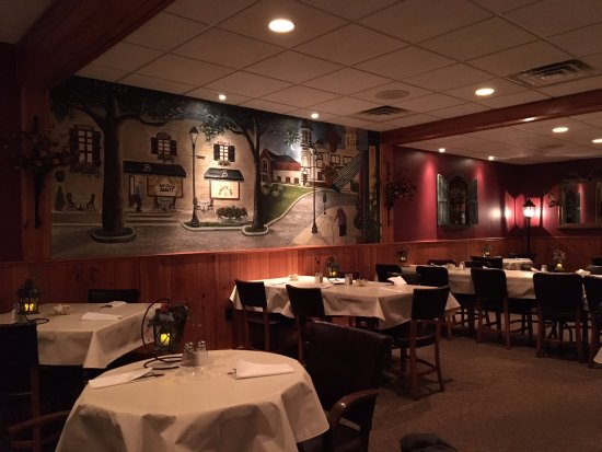 Winneconne, Wisconsin: Dining Room